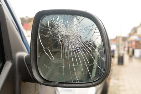 car mirror replacement